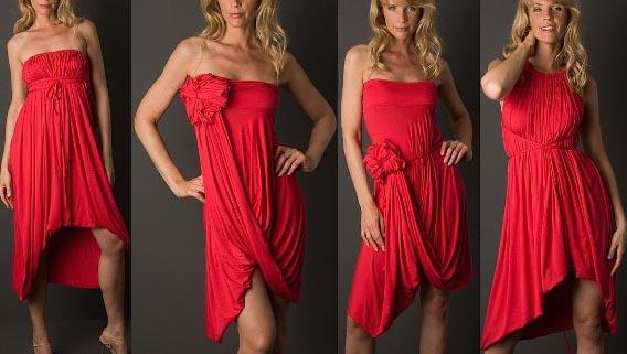 Платье многофункциональное