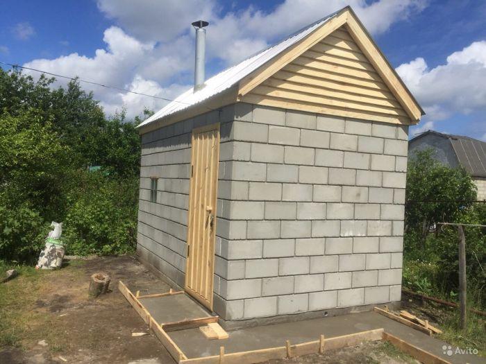 Построим дом из пеноблоков недорого смотреть фото центр спутниковой